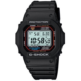 CASIO G-SHOCK GW-M5610-1ER Watch Men black